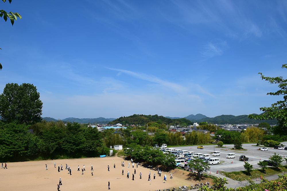 丹波国篠山城跡を歩く。 その2 ~二ノ丸~_e0158128_20381998.jpg