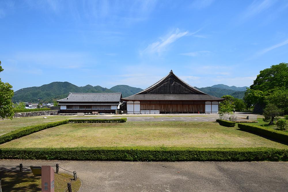 丹波国篠山城跡を歩く。 その2 ~二ノ丸~_e0158128_20393883.jpg