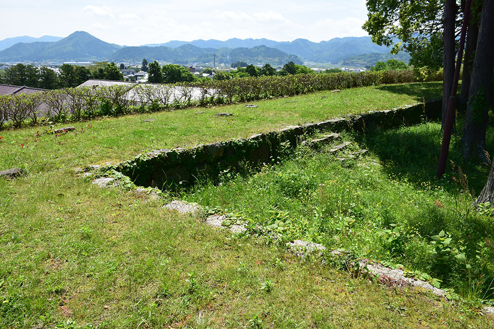 丹波国篠山城跡を歩く。 その2 ~二ノ丸~_e0158128_20433636.jpg