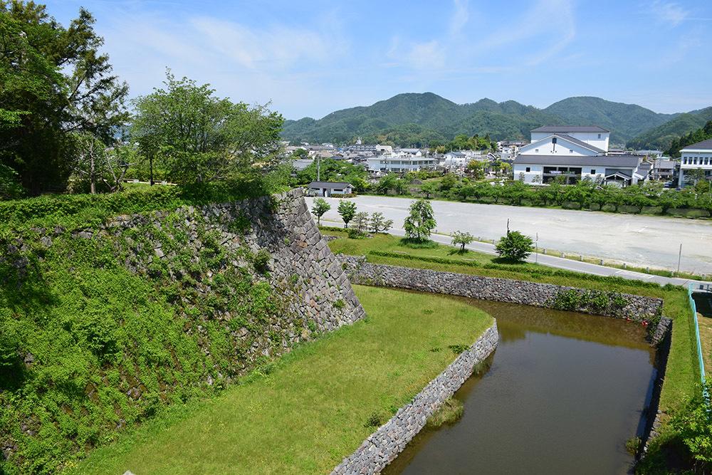 丹波国篠山城跡を歩く。 その2 ~二ノ丸~_e0158128_20453182.jpg