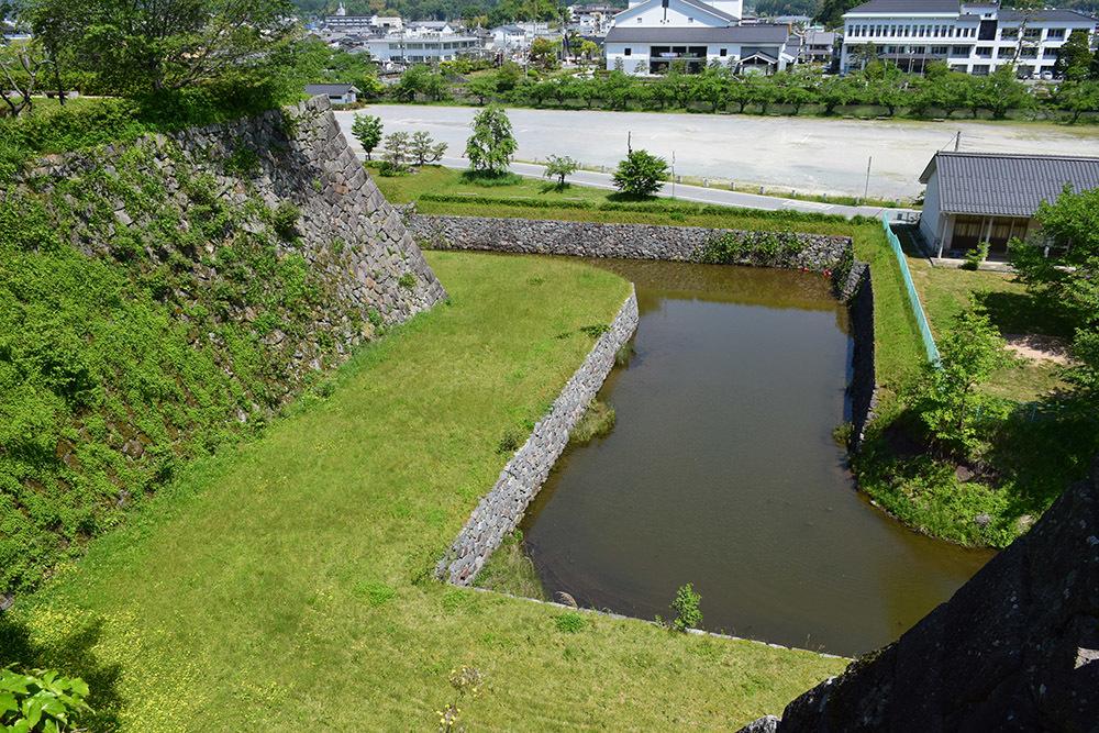 丹波国篠山城跡を歩く。 その2 ~二ノ丸~_e0158128_20453844.jpg