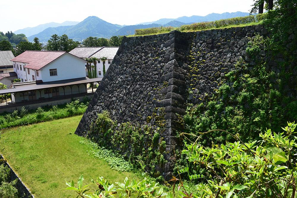 丹波国篠山城跡を歩く。 その2 ~二ノ丸~_e0158128_20480390.jpg
