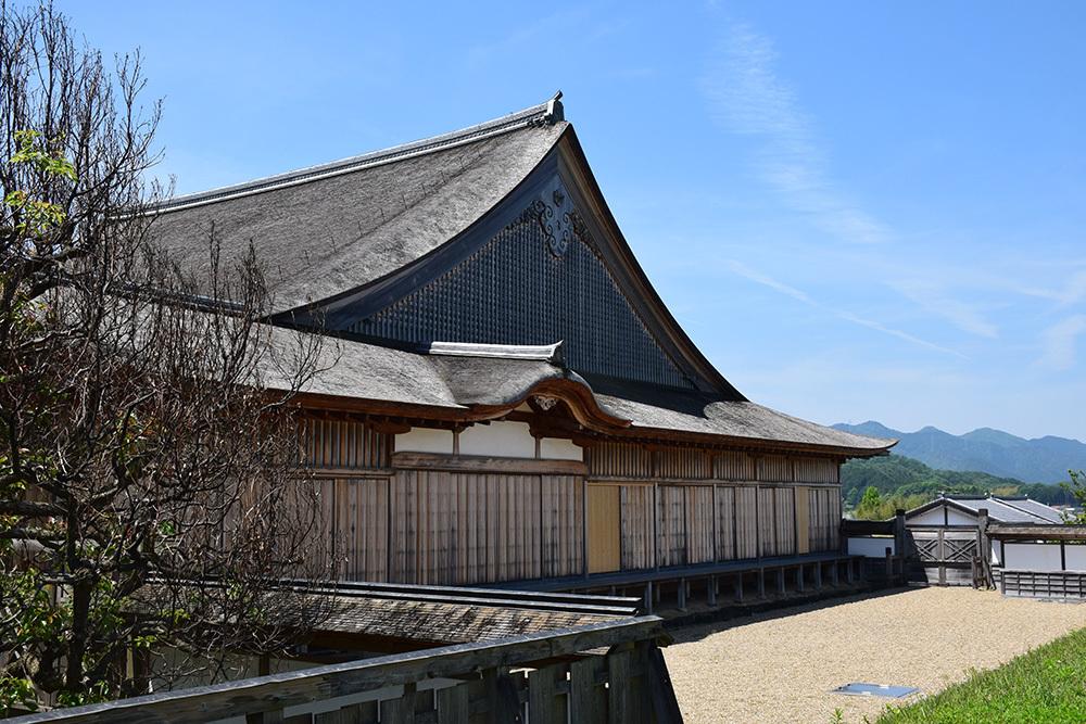 丹波国篠山城跡を歩く。 その2 ~二ノ丸~_e0158128_20480780.jpg