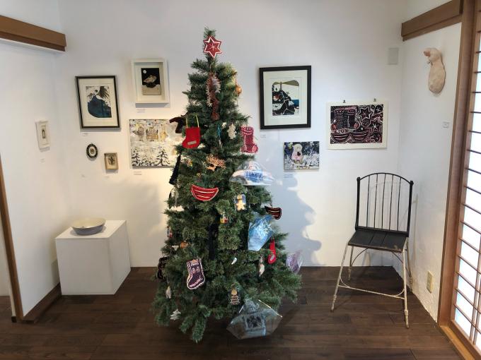 「2019 こころのカタチ Ornament TREE」初日_d0347031_13595331.jpg