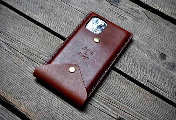 iphone 11 pro leather case_b0172633_21062064.jpg