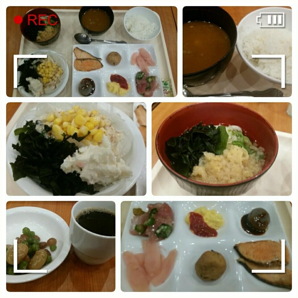 【生中継】朝ごはん食べたよ~♪_d0219834_08240428.jpg