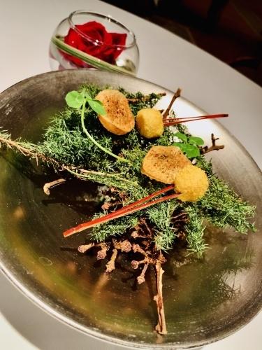 年末最後のフランス料理で「Les Saisons」さんへ_d0011635_11422727.jpg