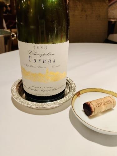 年末最後のフランス料理で「Les Saisons」さんへ_d0011635_11450179.jpg