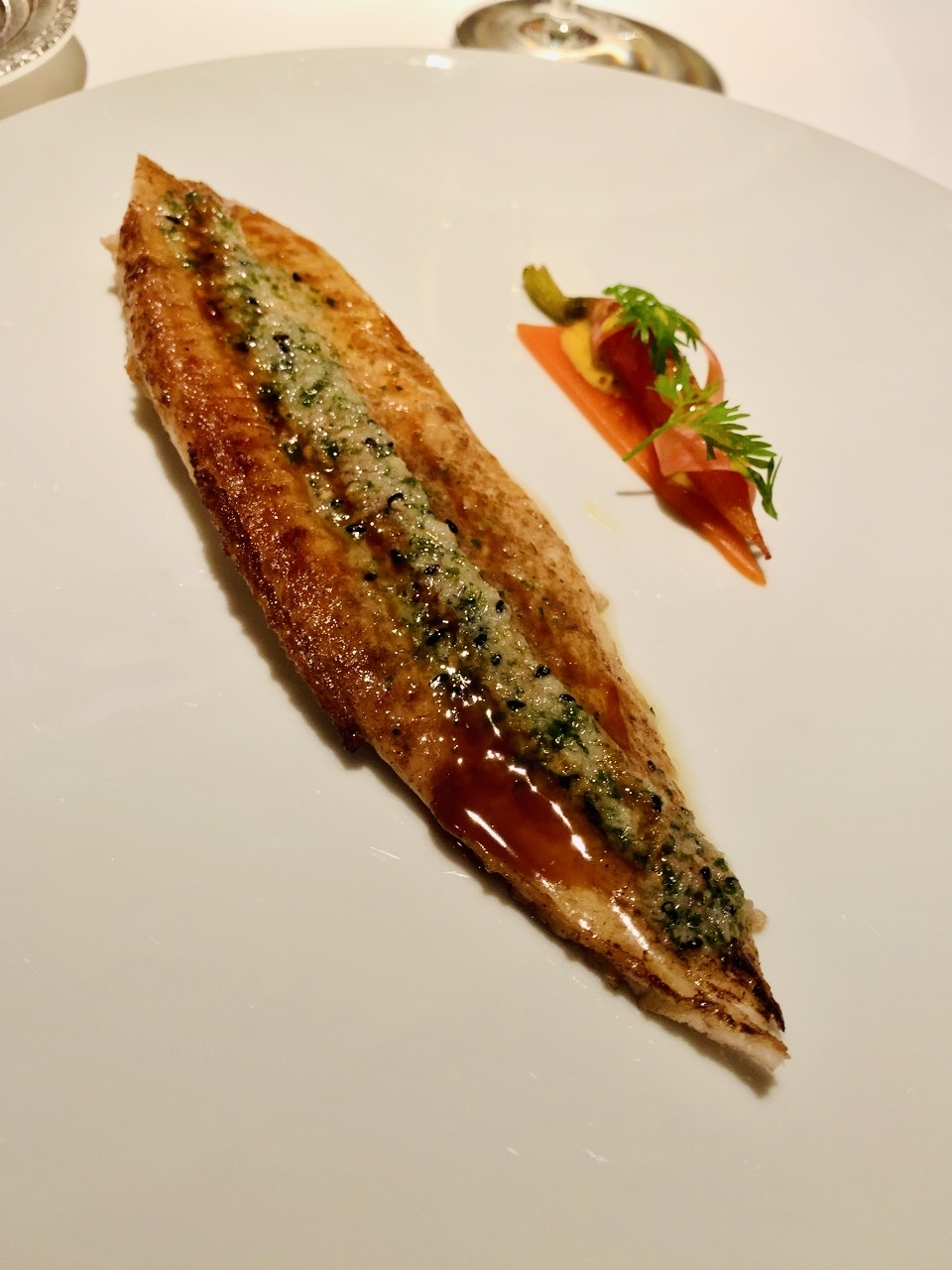 年末最後のフランス料理で「Les Saisons」さんへ_d0011635_11470605.jpg