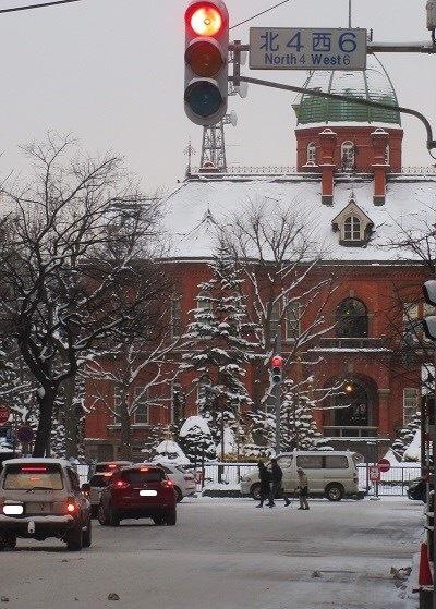 札幌の冬イルミネーションとさえら他食事_e0373235_07004123.jpeg