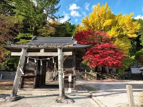 蒜山 徳山神社_c0057946_19550749.jpg