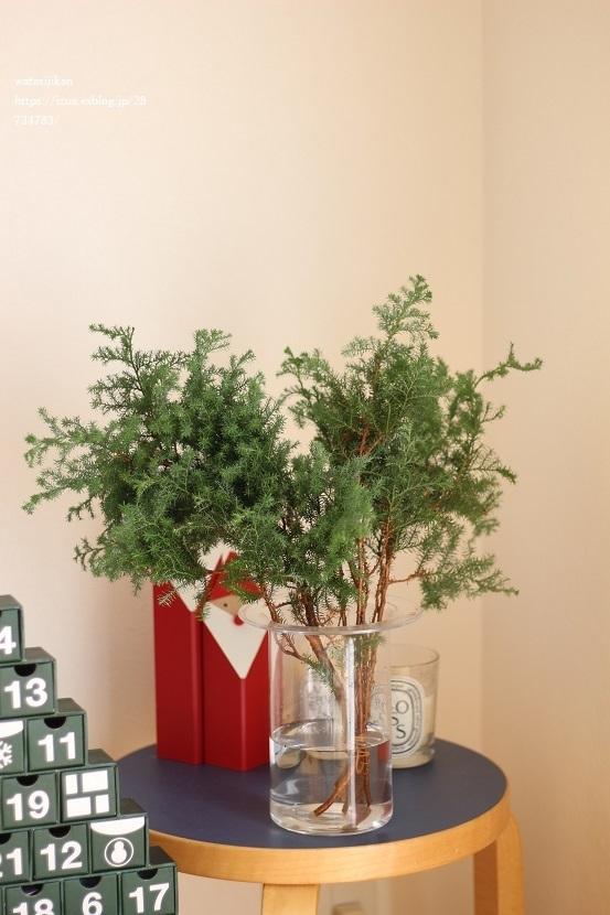 クリスマスに向けて、飾る_e0214646_21414307.jpg