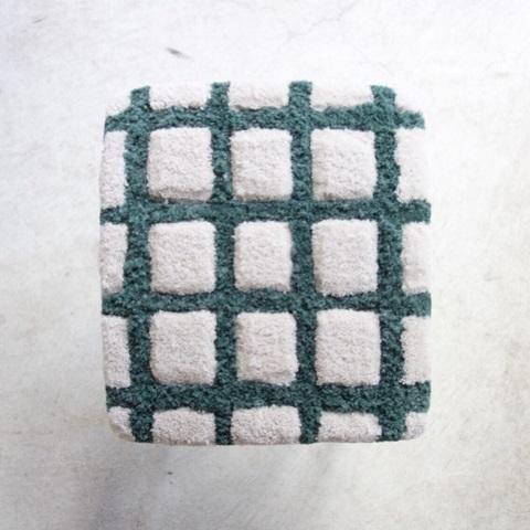 F/style : Windopane chair pad_a0234452_15234660.jpg