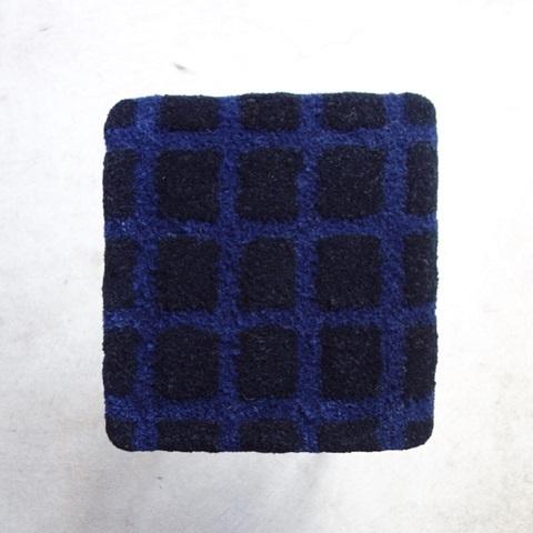 F/style : Windopane chair pad_a0234452_15235350.jpg