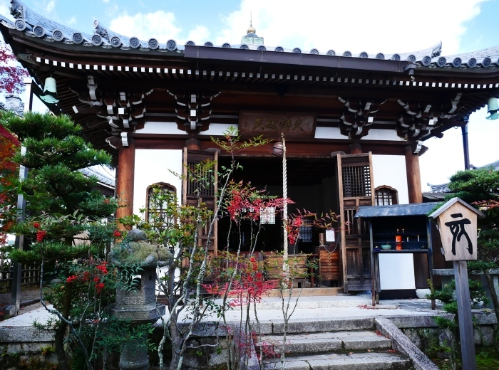 嵯峨・嵐山めぐり、4、天竜寺から竹林の小径へ  2019-12-10 00:00    _b0093754_22231109.jpg
