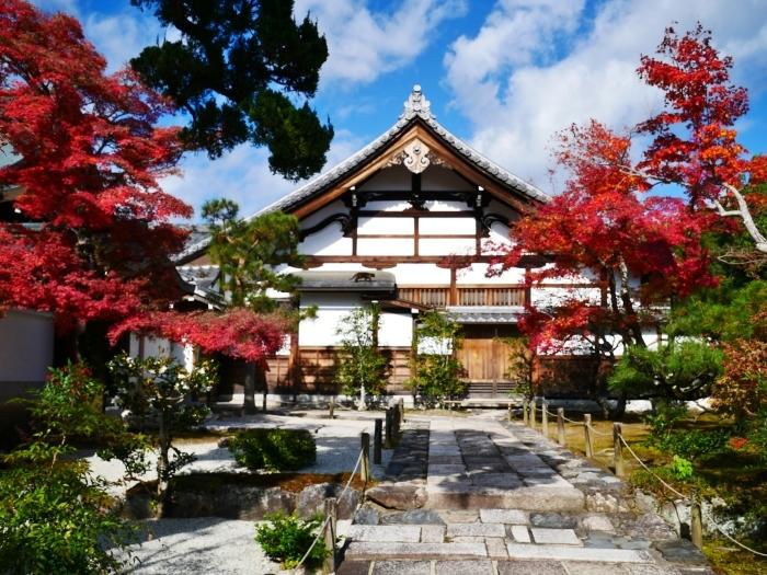 嵯峨・嵐山めぐり、4、天竜寺から竹林の小径へ  2019-12-10 00:00    _b0093754_22234267.jpg