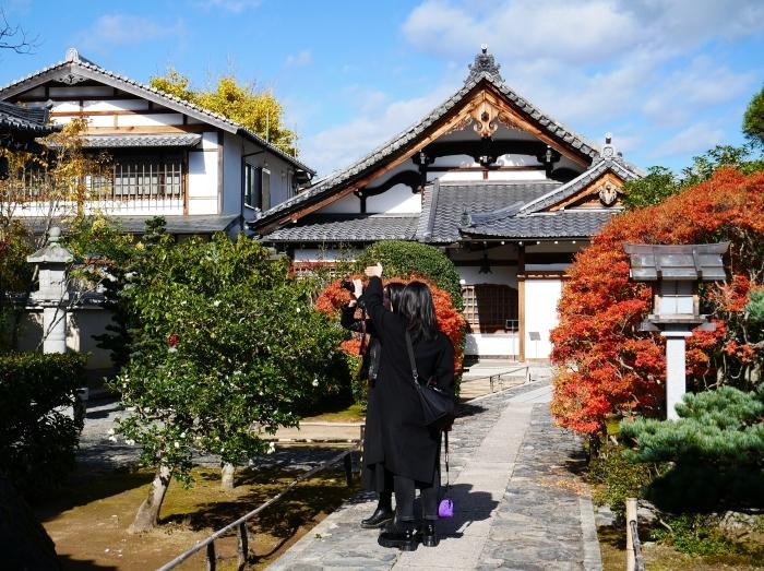 嵯峨・嵐山めぐり、4、天竜寺から竹林の小径へ  2019-12-10 00:00    _b0093754_22240910.jpg