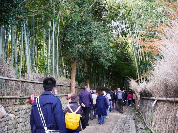 嵯峨・嵐山めぐり、4、天竜寺から竹林の小径へ  2019-12-10 00:00    _b0093754_22255508.jpg