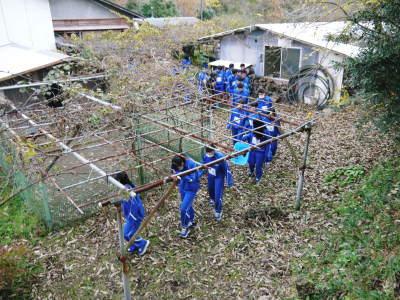 熊本県立菊池高等学校の生徒さんたちが研修にやってきました!(2019/後編)_a0254656_16583664.jpg