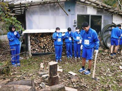 熊本県立菊池高等学校の生徒さんたちが研修にやってきました!(2019/後編)_a0254656_17211496.jpg