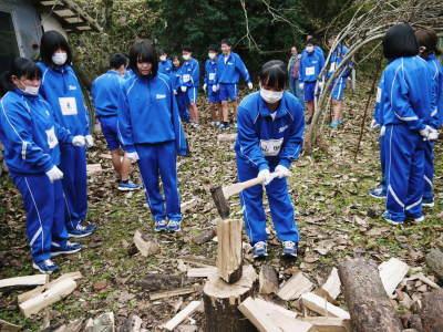 熊本県立菊池高等学校の生徒さんたちが研修にやってきました!(2019/後編)_a0254656_17250971.jpg