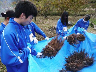 熊本県立菊池高等学校の生徒さんたちが研修にやってきました!(2019/後編)_a0254656_17470590.jpg