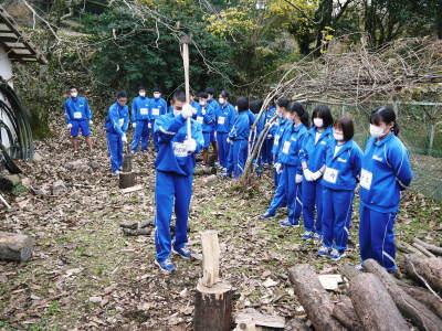 熊本県立菊池高等学校の生徒さんたちが研修にやってきました!(2019/後編)_a0254656_18012139.jpg
