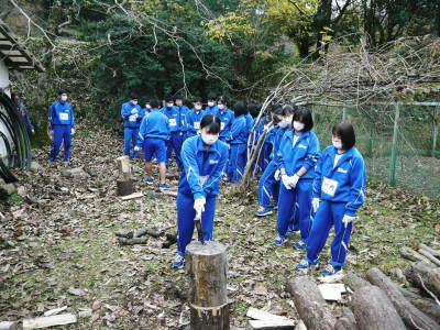 熊本県立菊池高等学校の生徒さんたちが研修にやってきました!(2019/後編)_a0254656_18034311.jpg