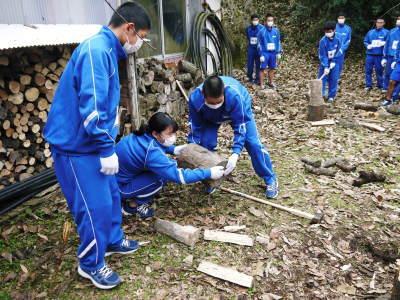熊本県立菊池高等学校の生徒さんたちが研修にやってきました!(2019/後編)_a0254656_18041755.jpg