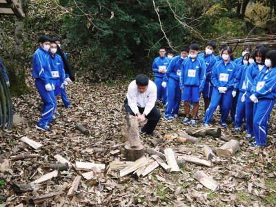 熊本県立菊池高等学校の生徒さんたちが研修にやってきました!(2019/後編)_a0254656_18151210.jpg