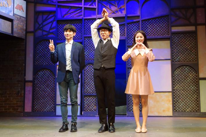 キム・ジョンウク探し 大学路でミュージカルを観ました 김종욱찾기_f0117059_23304442.jpg