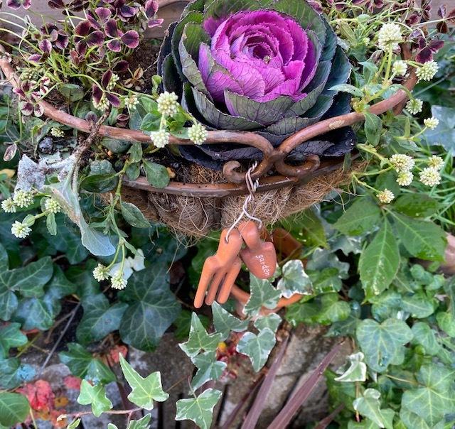 gardening    ご近所さんとの会話に♪♪_a0165160_18363676.jpg