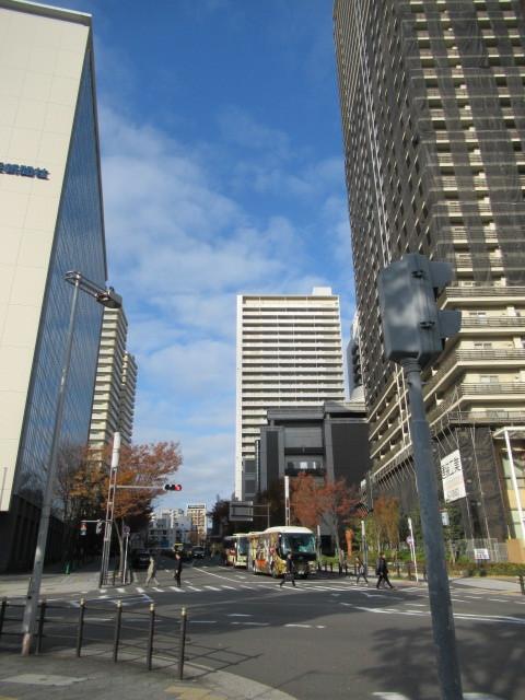 カフェ三番館・なんば店 * OCATに早朝到着した時の大阪モーニング♪_f0236260_00003552.jpg