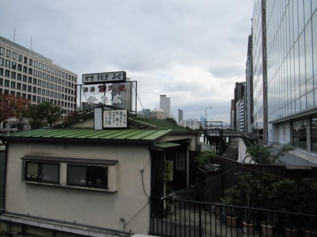 大阪紅葉さんぽ * 淀屋橋・中之島_f0236260_19535388.jpg