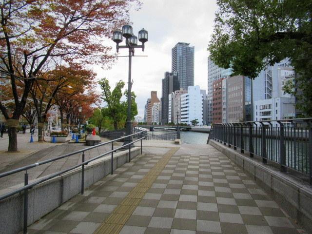 大阪紅葉さんぽ * 淀屋橋・中之島_f0236260_21195029.jpg