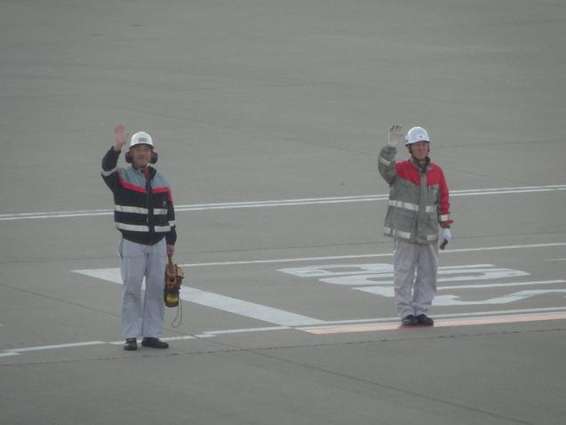 たった26時間のソウル (1)JAL93便_b0405262_2221241.jpg