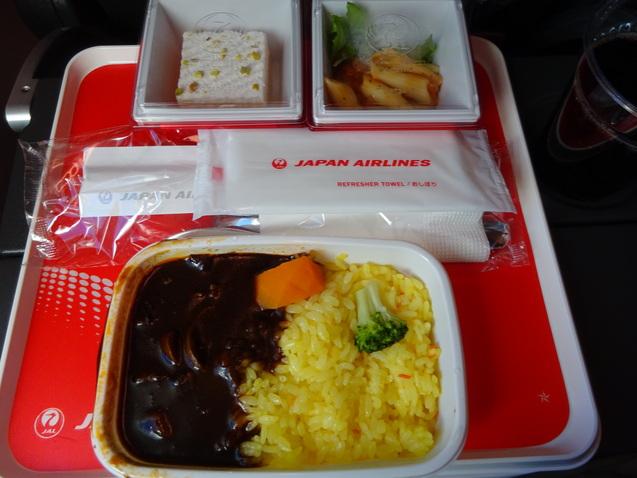 たった26時間のソウル (1)JAL93便_b0405262_2235241.jpg