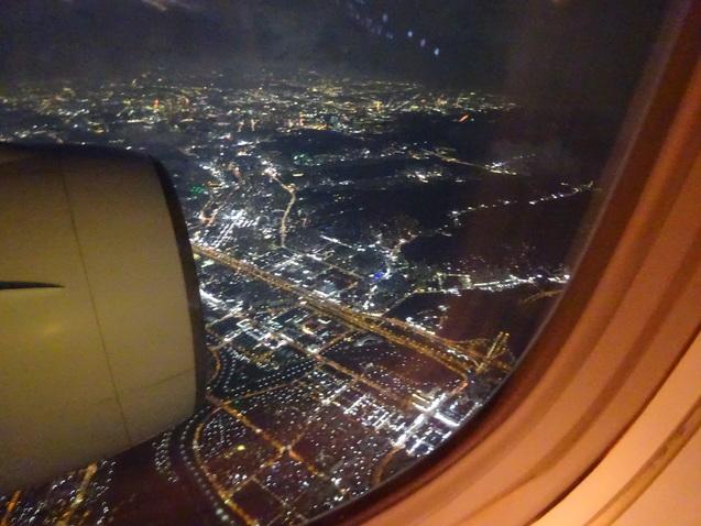 たった26時間のソウル (1)JAL93便_b0405262_2243416.jpg