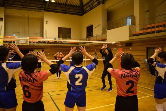 バレーボール教室_d0101562_14483520.jpg