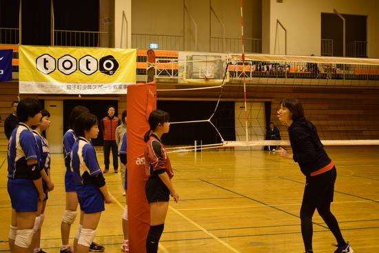 バレーボール教室_d0101562_14484301.jpg