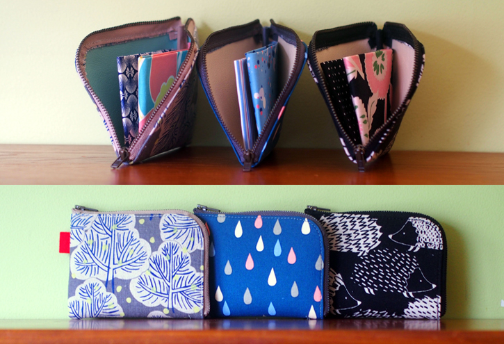 2019 gift setはサイズが選べる「wallet 」&「 sacoche」_e0243765_10343976.jpg