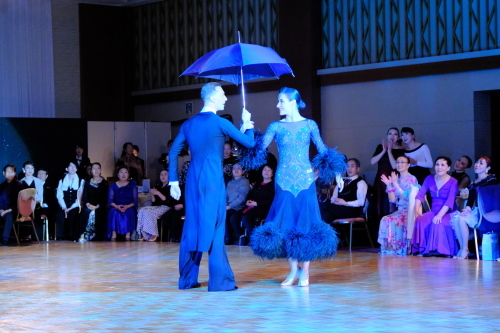皆川ダンススタジオ開設10周年記念パーティー_c0217266_12553503.jpg