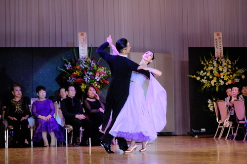 皆川ダンススタジオ開設10周年記念パーティー_c0217266_12563112.jpg