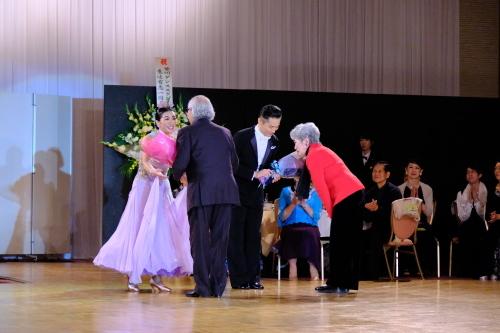 皆川ダンススタジオ開設10周年記念パーティー_c0217266_12594204.jpg