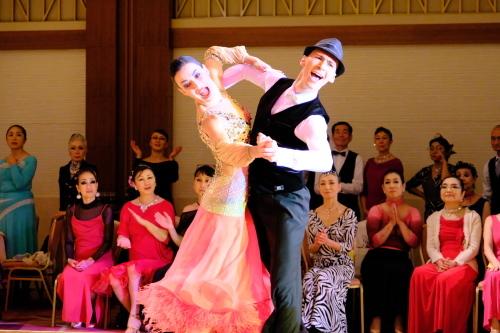 皆川ダンススタジオ開設10周年記念パーティー_c0217266_13333064.jpg