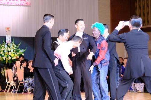 皆川ダンススタジオ開設10周年記念パーティー_c0217266_14115387.jpg