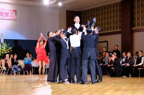 皆川ダンススタジオ開設10周年記念パーティー_c0217266_14134314.jpg