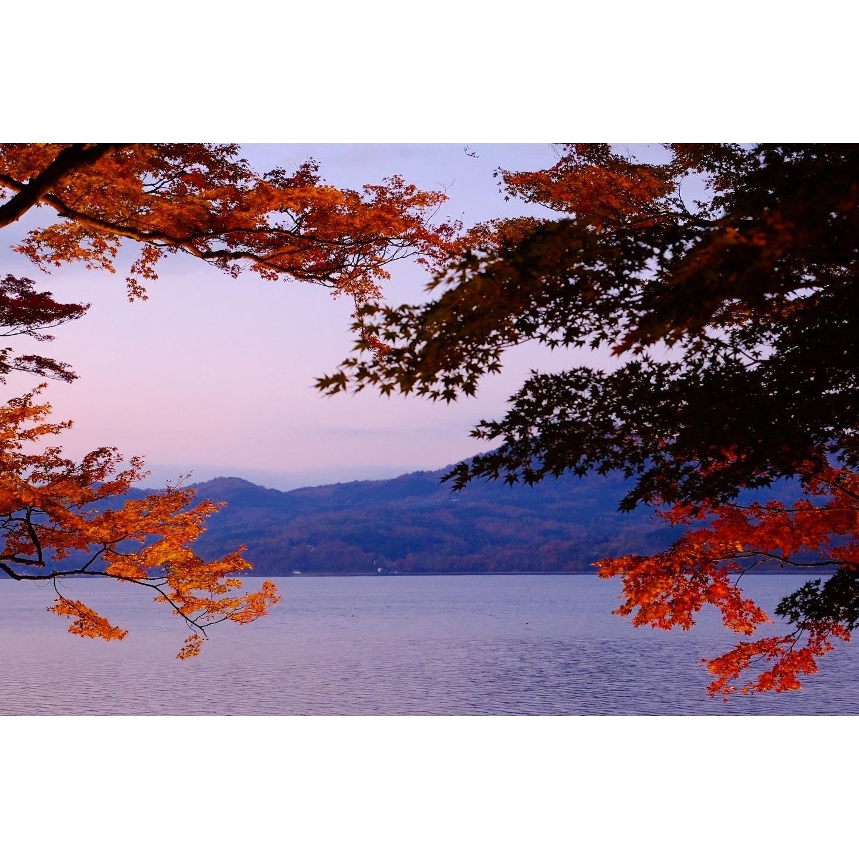 夕焼けの渚 紅葉祭り_a0335867_18340820.jpeg