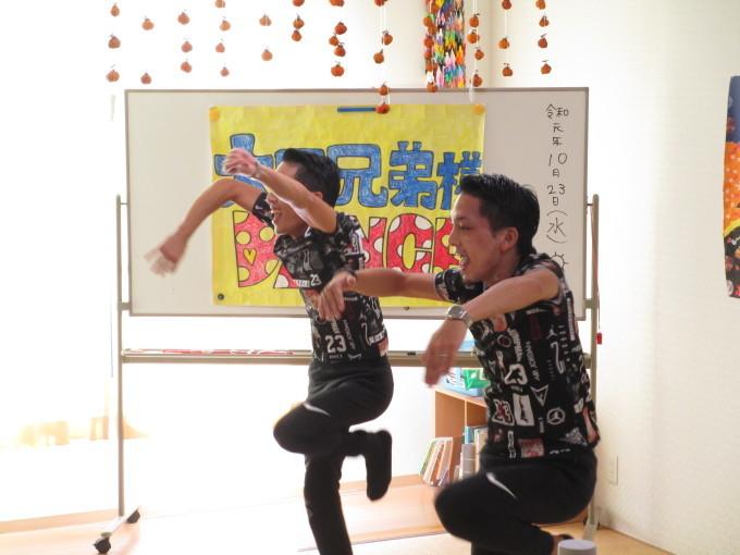 ダンス教室(*^_^*)_e0142373_23135721.jpg