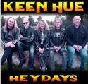 初期北欧HMバンド KEEN HUEがまさかの復活!? 未発旧音源を旧メンバーが集ってリリース!_c0072376_19571064.jpg